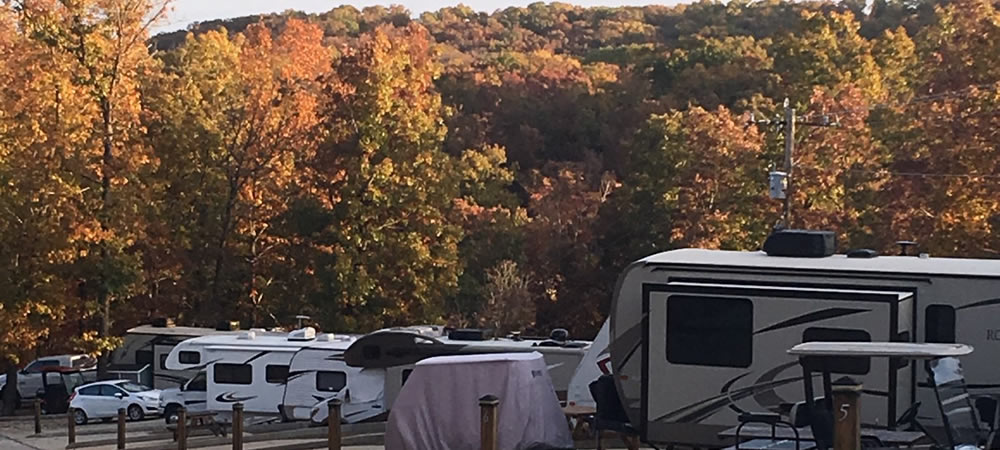 Campground Fall