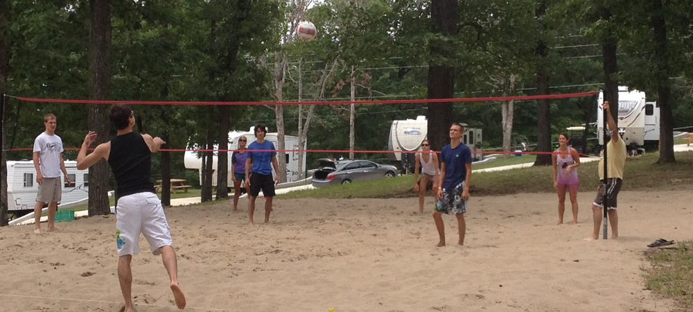 Sand VolleyBall Game